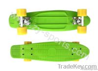 popular plastic crusier and Penny board completes
