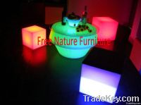 Party PE Glow  Illuminated Table