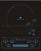 induction cooker B01