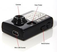 5MP HD Smallest Mini DV Camera Digital Video Recorder