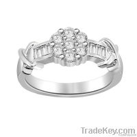 Designer Diamond Ring Jewelry