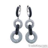 Diamond Wedding Earrings Jewelry
