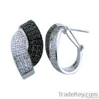 Diamond Cuff Earrings Jewelry