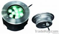LED Underground Light, IP67, OL-A2AE0901 9 in 1 lens