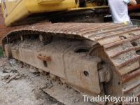 used komatsu pc200-7 excavator in shanghai
