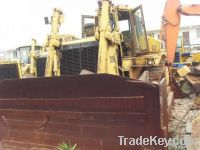 CAT D8K D7H D7G D9N D8R D6D USED BULLDOZER FOR SALE IN CHINA