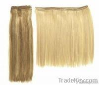 hair weaving/hair weft