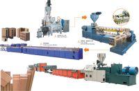 WPC Wood Plastic Composites Production Line