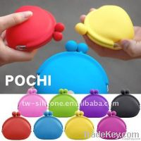 Best Selling Silicone Coin Purses