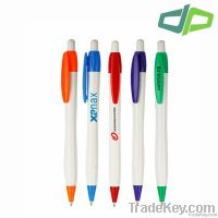2012 hot sale promotional palstic ball pen