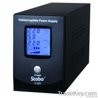 Line-interactive Uninterruptible Power Supply with Big LCD Displayer