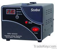 Servo Motor  Automatic Voltage Regulator, CE Approval