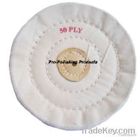 cotton buffing wheel, jewelry buffs, white muslin buffs