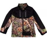 Men's Camouflage Softshell Jacket, waterproof Jacket, Hunting Jacket