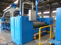 PUR hotmelt lamination machine