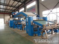 PUR hotmelt lamination machine