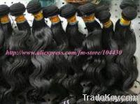 100% brazilian human hair
