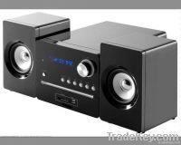 2.0 Hi-Fi speaker Combo CD Player