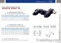 Four-Axle cantilever
