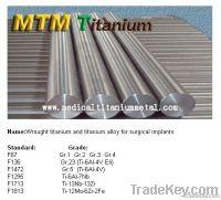 Titannium Bar/Rod