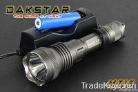 DAKSTAR MT16  LED Tactical Flashlight