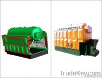 SZL coal (wood chip) fired Hot water boiler