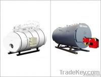 WNS oil (gas) fired hot water boiler