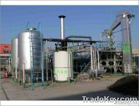 Waste Tyre Fully Continuous Pyrolysis System