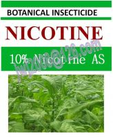 10% Nicotine AS, biopesticide, insecticide