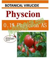 0.1% Physcion AS, botanical virucide