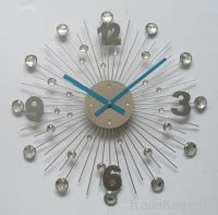 "20"" Acrylic Wall Clock For Decoration"