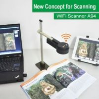 educational document scanner  connect via.WiFi , 5.0MP, school
