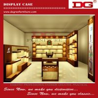 Display furniture for shoes store