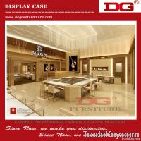 Display furniture for jewellery store