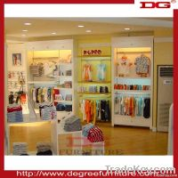 Display furniture for clothing store