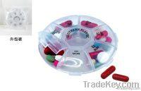 circular Plastic Container Box