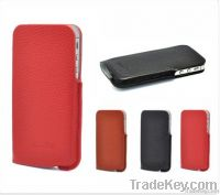 Leather Case for  Iphone 4/4s (Sell Genius)