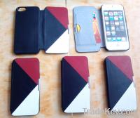 Genius leather case  for Iphone 5