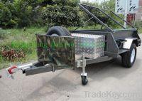 Good quality soft floor camper trailer