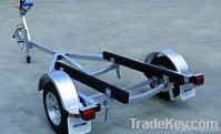 Professional boat trailer