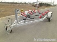Qualitfied boat trailer