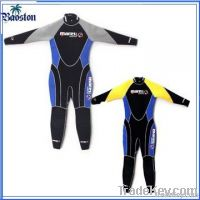 Mares 100%neoprene waterproof surfing wetsuit
