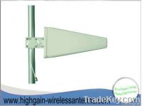 multi band outdoor directional Log-periodic antenna