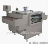 Etching machine for metal nameplate, logo, signs, metal medals