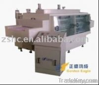JM650 Nano Horizontal Etching Machine for making shim, grids, filter mes