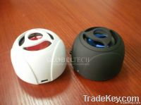 Mini bluetooth speaker with Micro SD card reader speaker