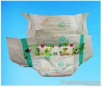 china disposable b grade baby diapers