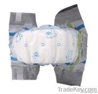 china second grade baby diaper