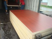 Plain or Raw Flakeboard / Melamine Particle Board / UV Chipboard / Veneer Flakeboards