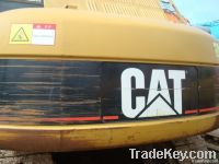 used CAT 320C crawler excavator for sale